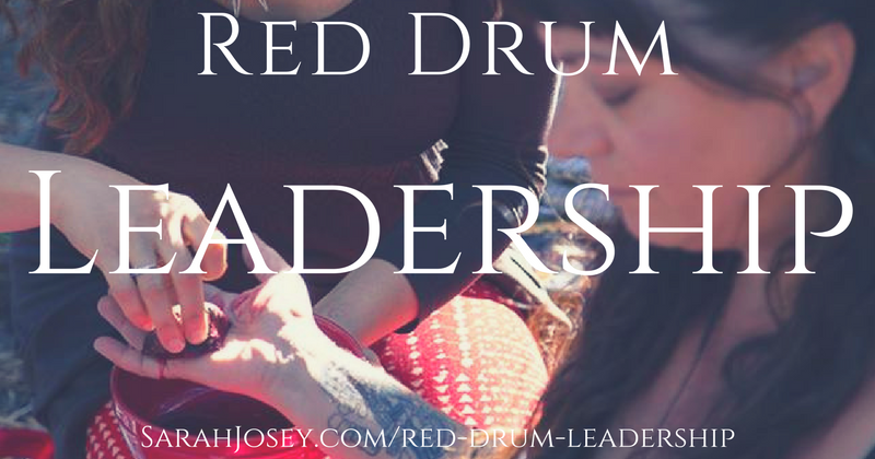 Red Drum Leadership